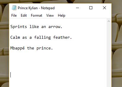 Prince Kylian