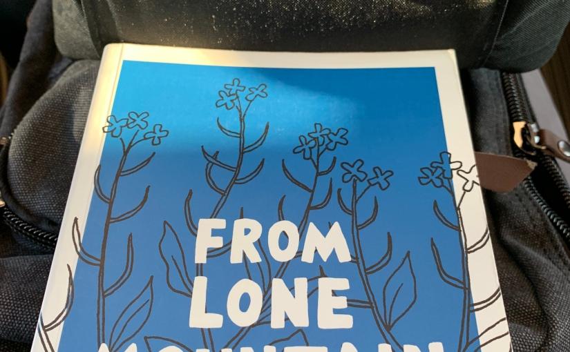 John Porcellino's time machine: From LoneMountain